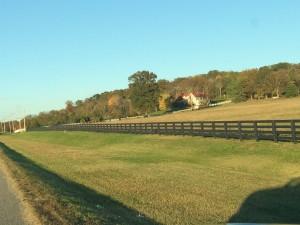 4 plank farm fence