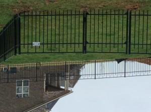Aluminum Fence spring hill tn